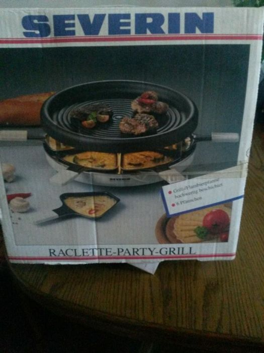 Severin party grill