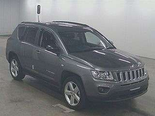 jeep compass a venda