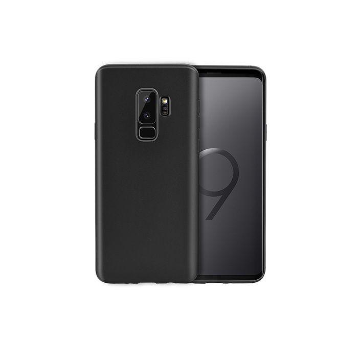 Husa slim mata, TPU fin si moale Hoco, Samsung Galaxy S9 Plus, negru