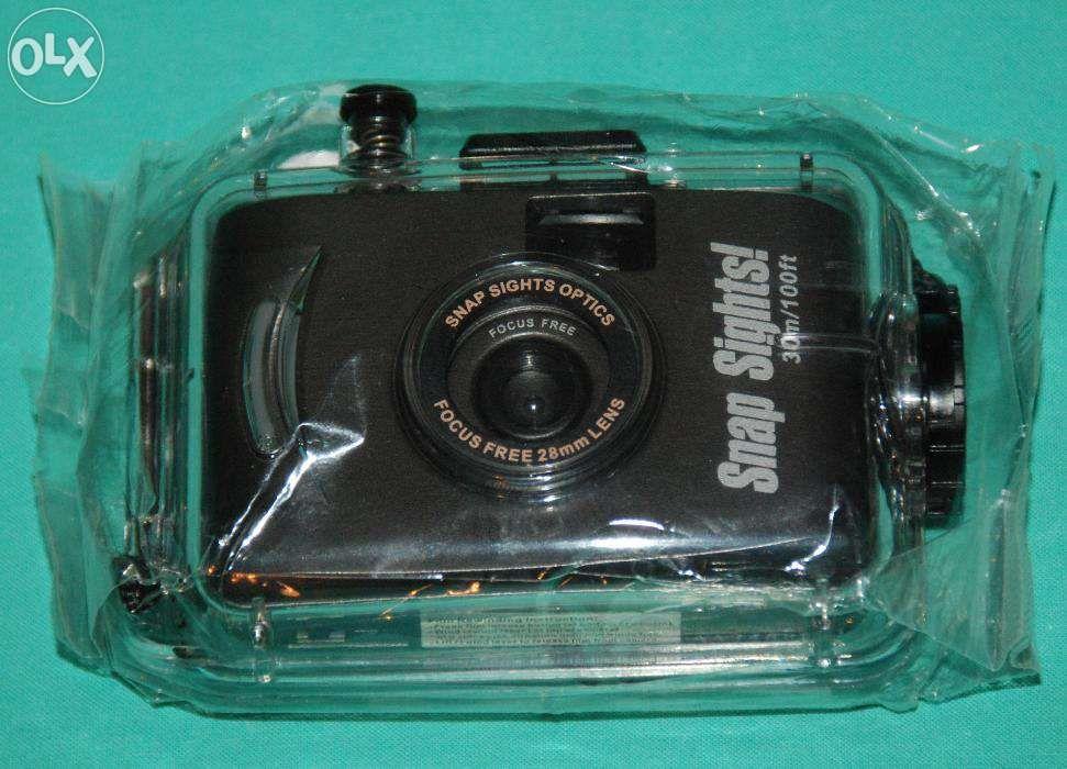 Camera foto subacvatica - noi sigilate - 3 buc-