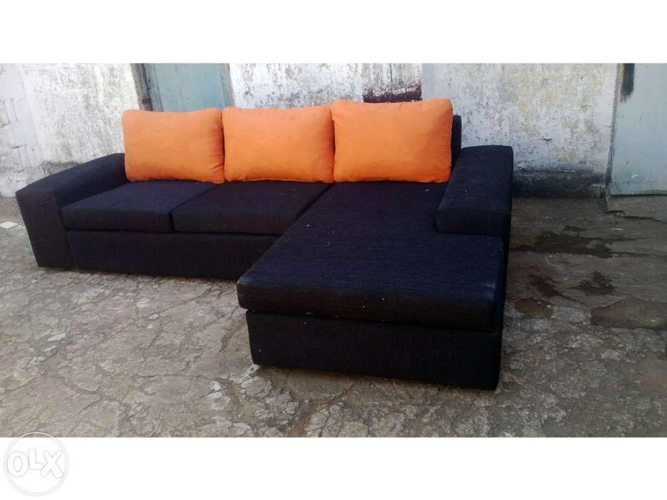 Sofas do tipo L