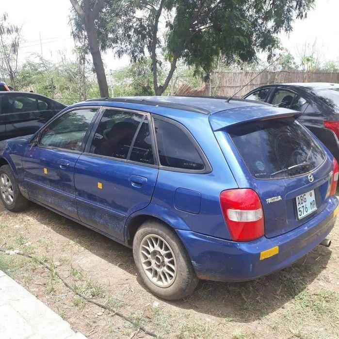 Mazda familia limpo manual bom preço para hoje Cidade de Matola - imagem 2