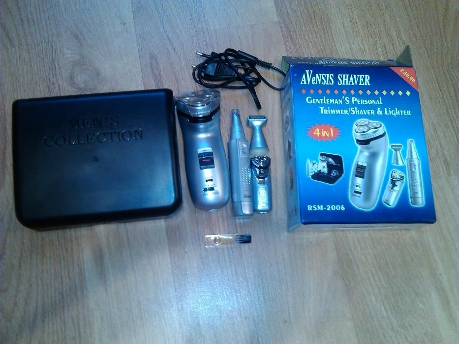 Vand/schimb aparat electric de ras Avensis Shaver