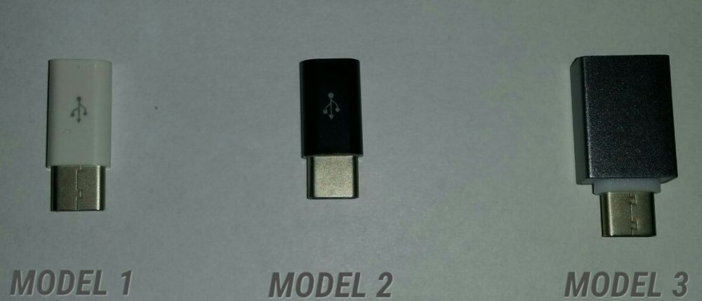 Adaptor OTG USB-Type-C/microUSB-Type-C Samsung,Huawei,HTC,LG,OnePlus