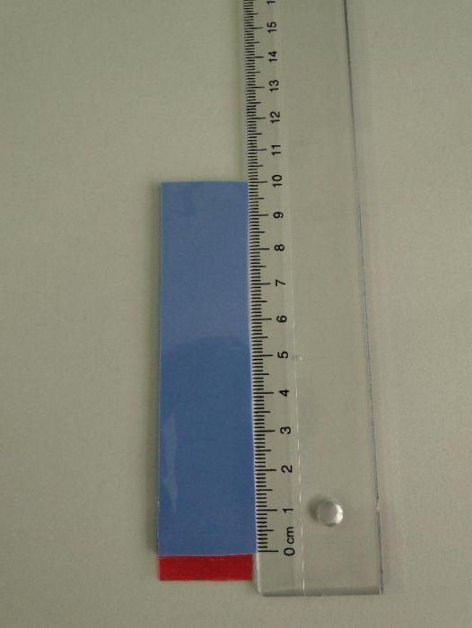 Thermal PAD Termoconductor Banda Transfer Termic 100 x 2.5x 1.5mm
