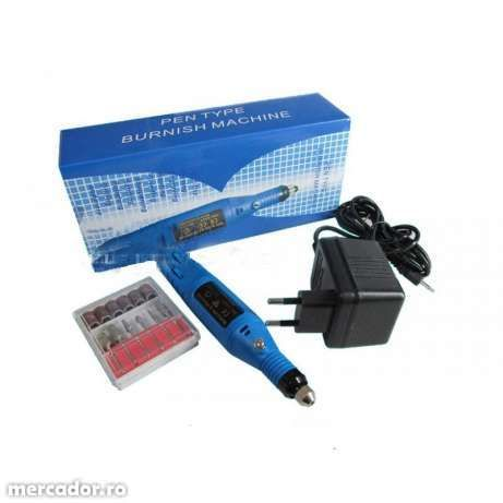 PILA / FREZA ELECTRICA unghii false/ unghii cu gel UV - 50 RON