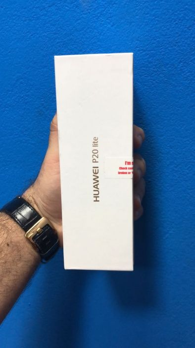 Huawei P20 lite 64 GB dual sim selados