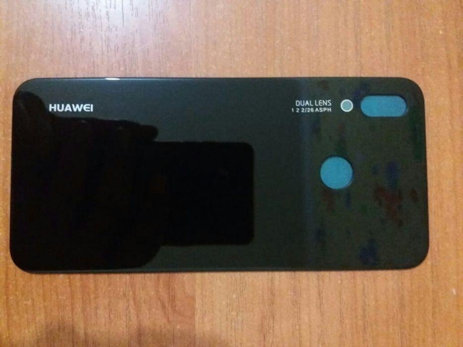 Продам новое заднее стекло(не защитное а запчасть) на huawei P20 lite
