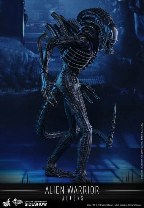 Hot Toys Aliens Alien Warrior 1/6