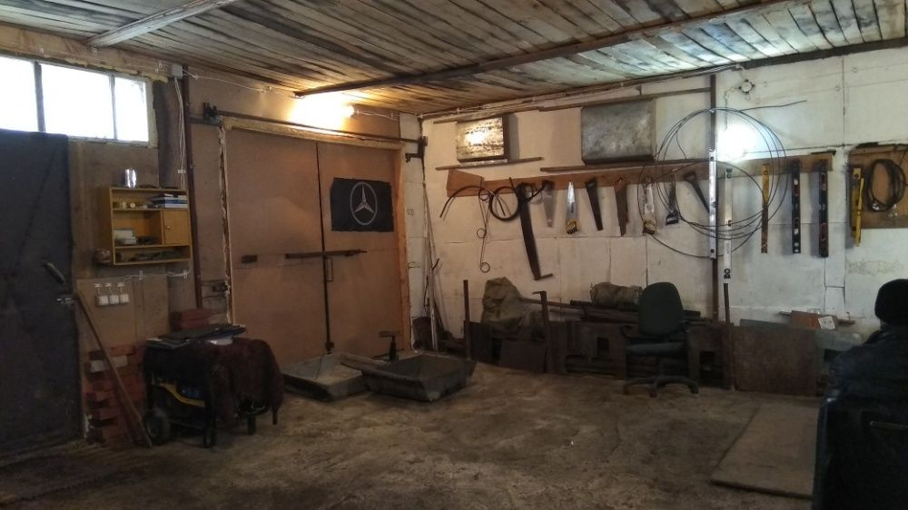 Теплый бокс в аренду (гараж)