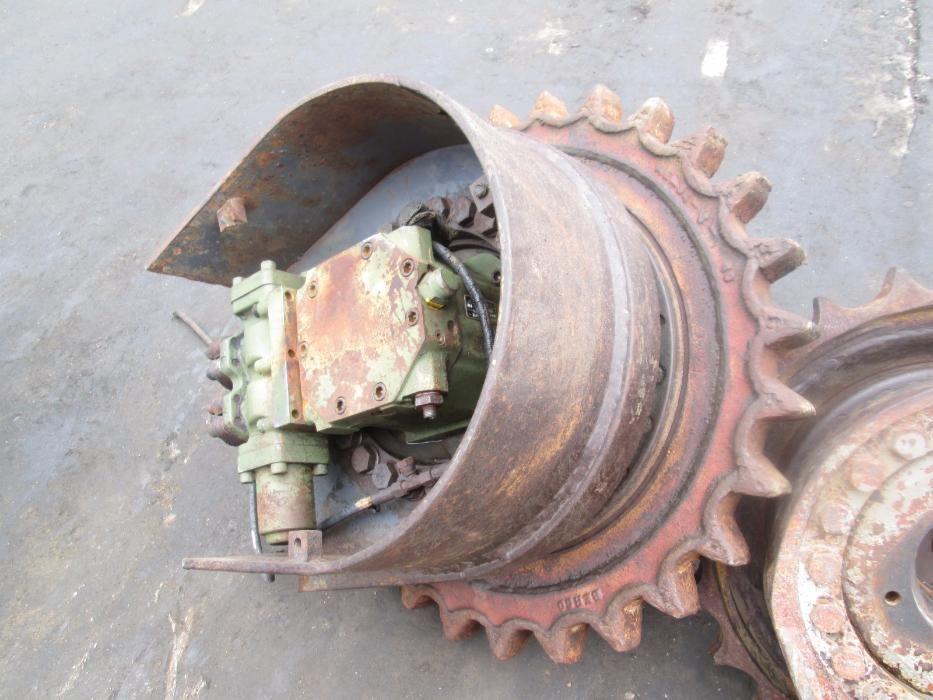 Reductor de excavator + hidromotor Linde HMF70