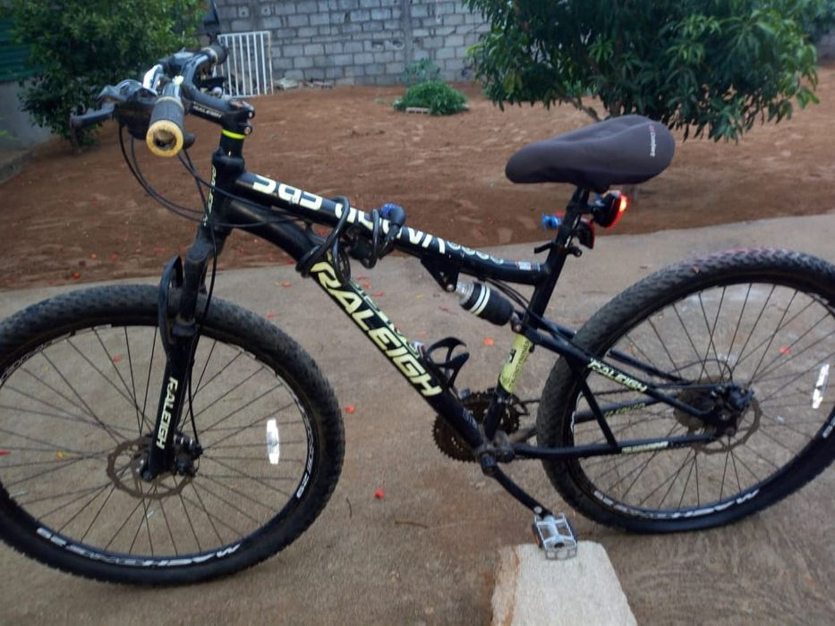 Bike na bolada em estado novo Maputo - imagem 6