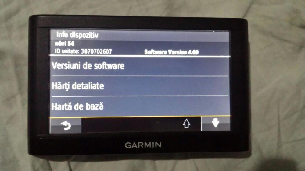 GPS Garmin nuvi 54 LM