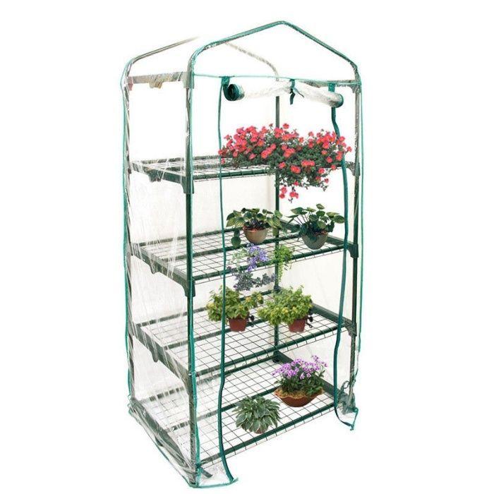 Sera Portabila! se poate instala in balcon in curte sau pe gunoi