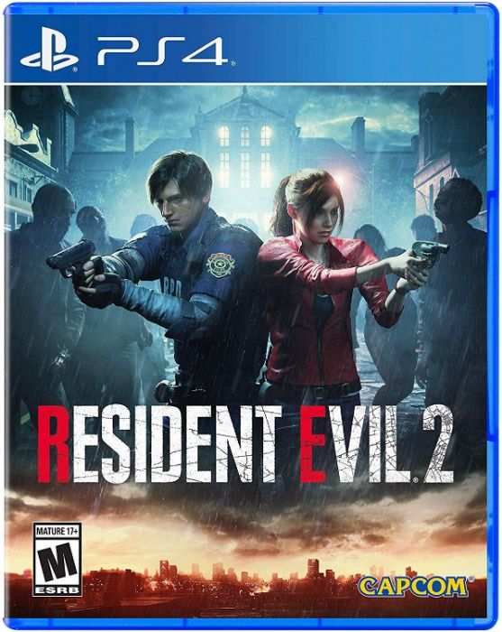 Resident Evil 2 - PlayStation 4 (ps4)