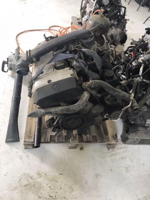 Motor Mercedes c180 w203 An 2001