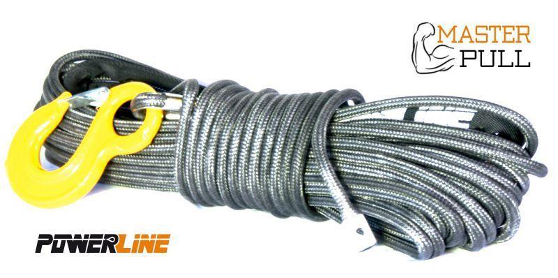 OFF-ROAD.Cablu sintetic, plasma, sufa pt. troliu cu protectie special