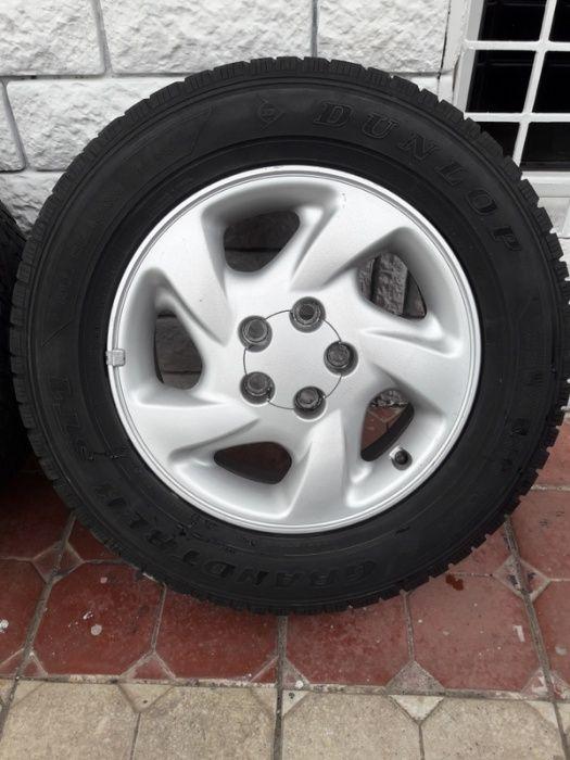 Jante Toyota RAV4 6.5x16 5x114,3 Oradea - imagine 3