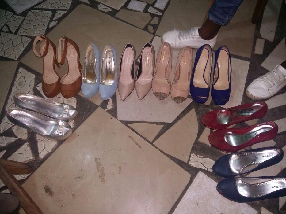 Sapatos da calamidade