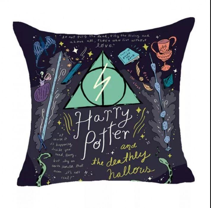 Калъфки за възглавници и възглавници на Хари Потър