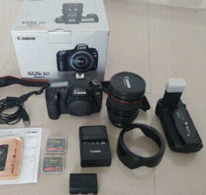 Camera canon