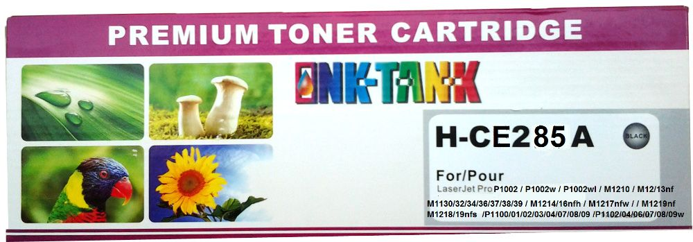 Toner HP 85A Black CE285A Compativel