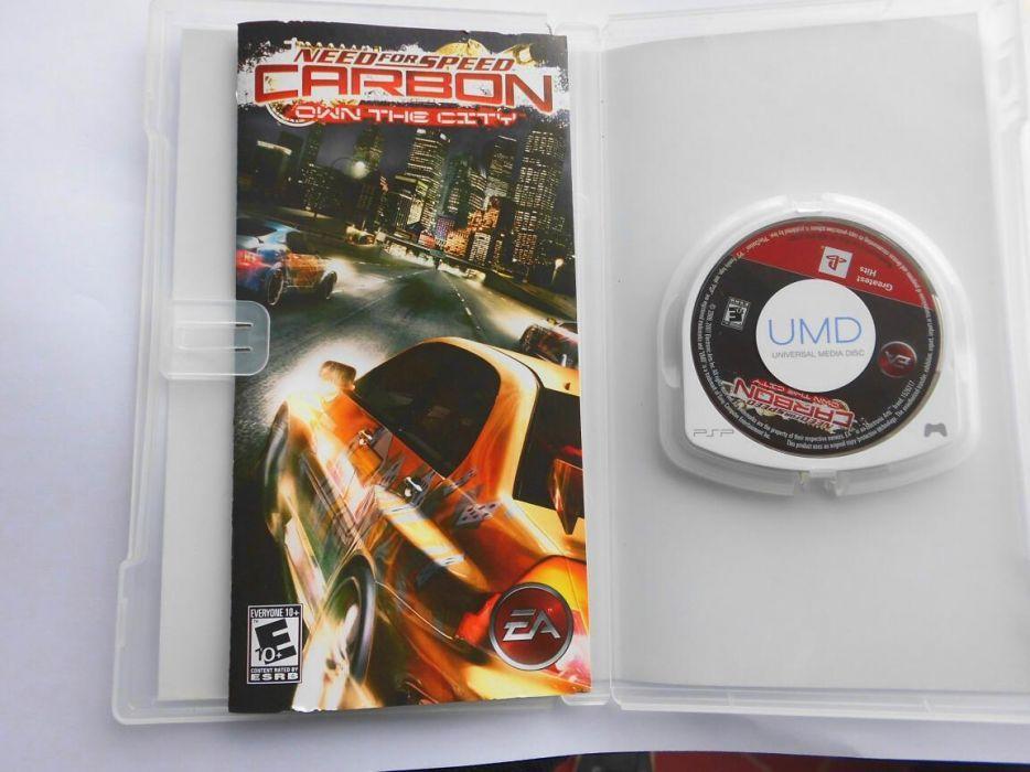 Jogo Need for Speed para PSP street