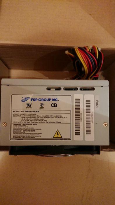 Ново захранване за компютър Fortron FSP250-60GEN