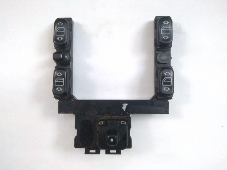 Панел бутони (копчета) Ел стъкла Мерцедес W210