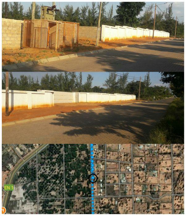 Trespasse de uma super propriedade de terra 75/100 localizad na FACIM