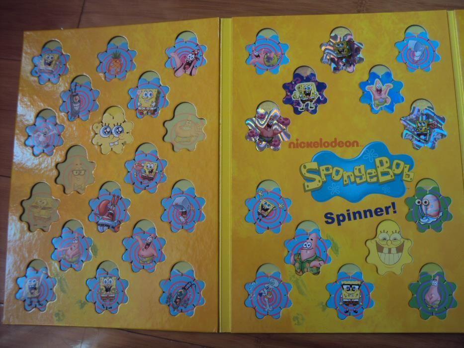 Vand spinnere SpongeBob Kaufland, sigilate si desfacute.