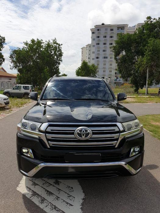 Toyota lande cruiser