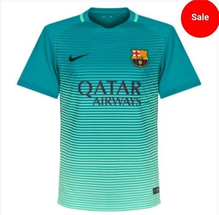 Тениска Nike Barcelona М(100%оригинал)