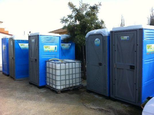 Alugo e vendo cabines sanitarios