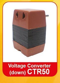 Конвентор-преобразователь напряжения с 220v - 110v 50w, 220/240V