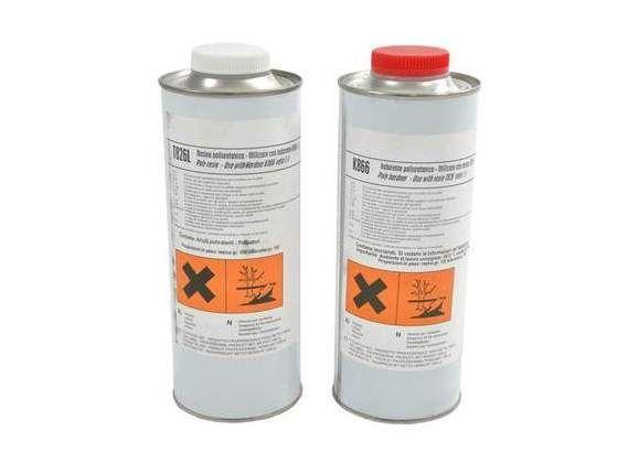 Обемни стикери - полимер за обемни стикери
