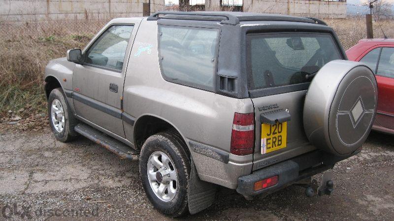Опел Фронтера на части 1998 2.0 бензин Opel Frontera