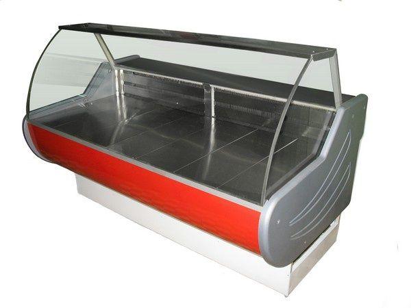 Гнем стекло для холодильных витрин