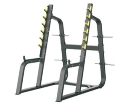 Squat rack, Gaiola de agachamento