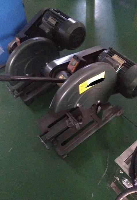 Rebarbadeira de mesa para corte de ferro/ aço e outros materiais duros Cidade de Matola - imagem 1