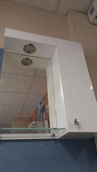 Шкаф с огледало ПВЦ
