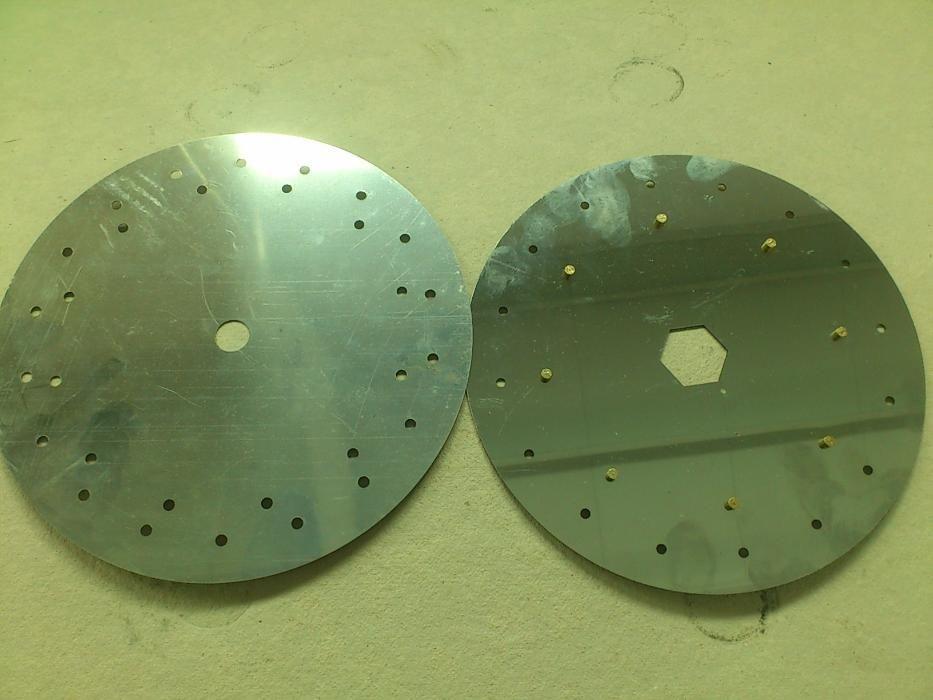 Изсяващи дискове за сеялки