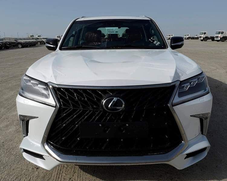 Lexus 570 full option
