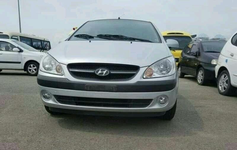 Hyundai Getz á venda