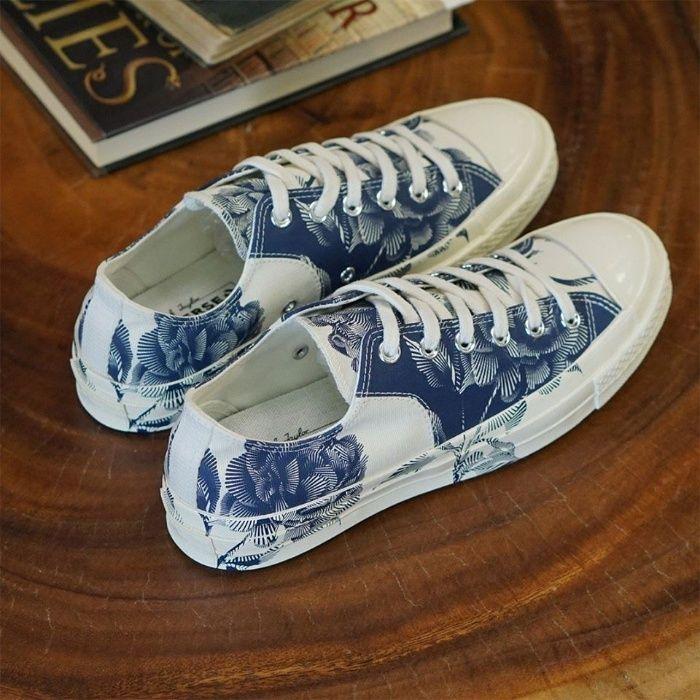 Оригинални кецове Converse/Vans и маратонки от Англия + високи