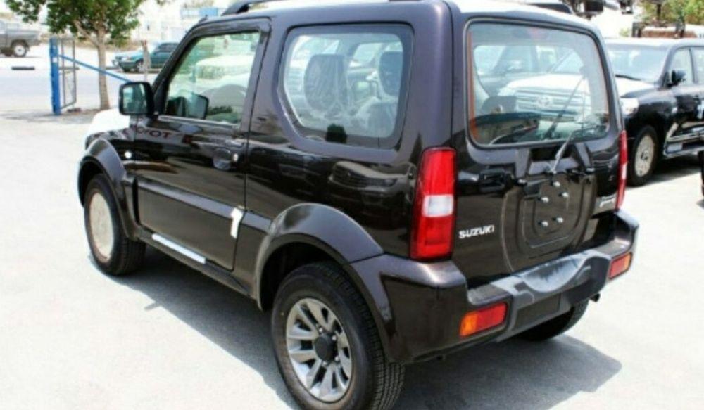 Suzuki Jimmy Ingombota - imagem 2