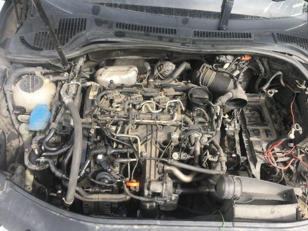 Motor 2.0 tdi CFGC/ CFGD audi , vw garantie 3 luni