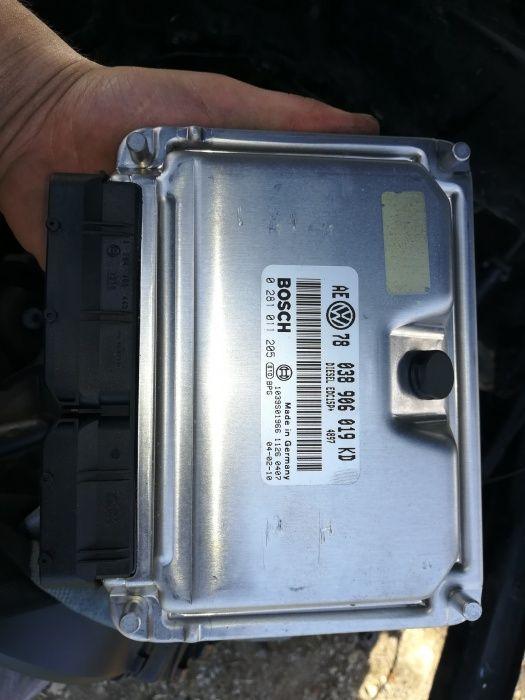 Calculator motor vw passat b5 1.9 TDI an 2005
