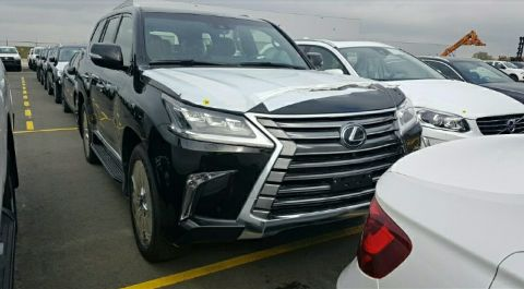 Lexus disponíveis