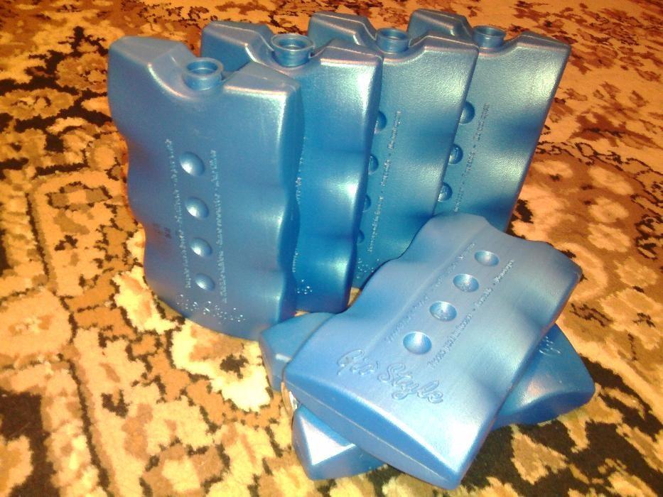 Vand 3 perechi de icepack Gio' Style pentru geanta frigorifica